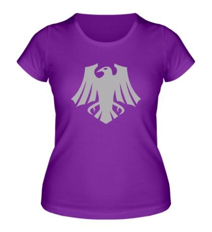 Женская футболка Warhammer 40000: Raven Guard