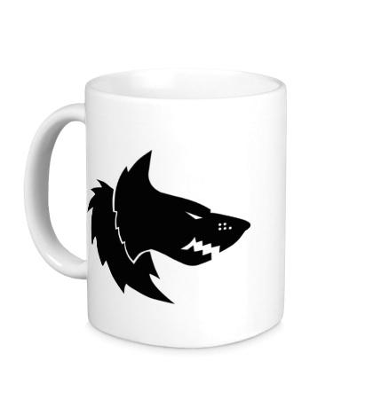 Керамическая кружка Space Wolves