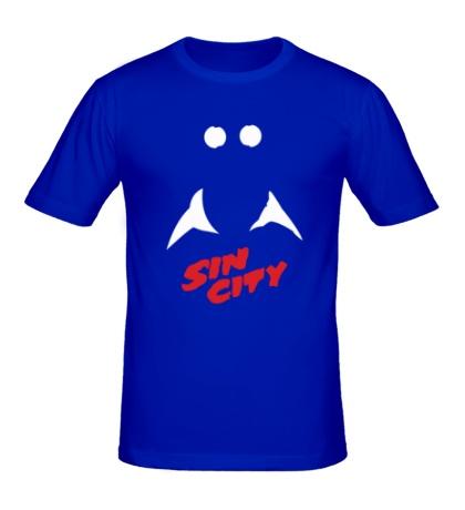 Мужская футболка Sin City Kevin Face