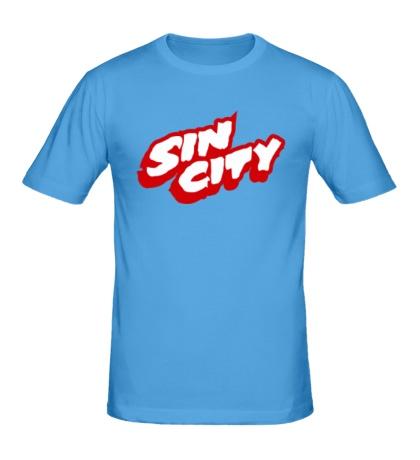 Мужская футболка Sin City