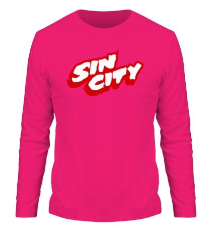 Мужской лонгслив Sin City