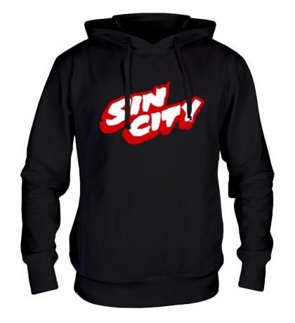 Толстовка с капюшоном Sin City