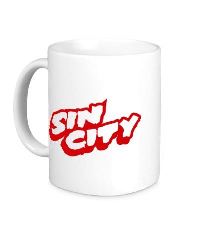 Керамическая кружка Sin City