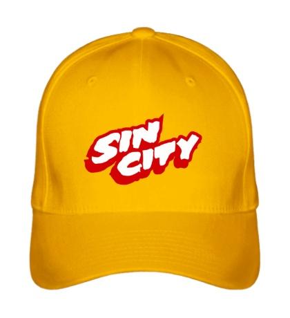 Бейсболка Sin City