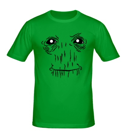 Мужская футболка Я, Грут