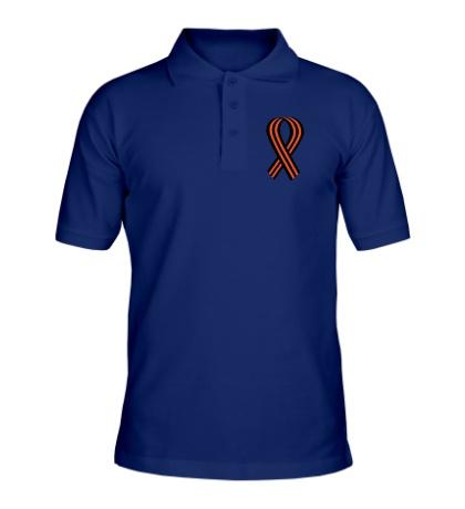 Рубашка поло Георгиевская лента