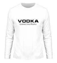 Мужской лонгслив Vodka