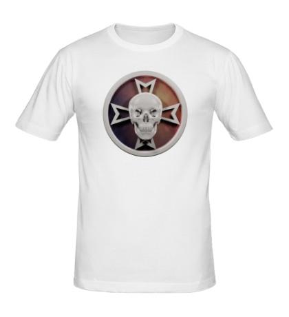 Мужская футболка Warhammer 40000: Black Templars