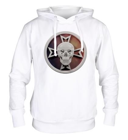 Толстовка с капюшоном Warhammer 40000: Black Templars