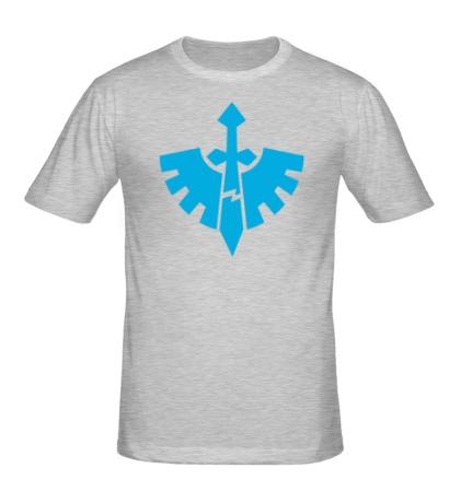 Мужская футболка Warhammer 40000: Dark Angels