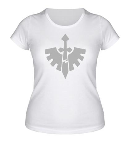 Женская футболка Warhammer 40000: Dark Angels