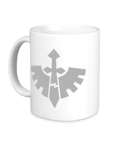 Керамическая кружка Warhammer 40000: Dark Angels