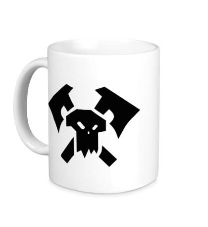 Керамическая кружка Warhammer 40000: Orks