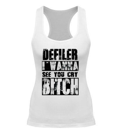 Женская борцовка Defiler
