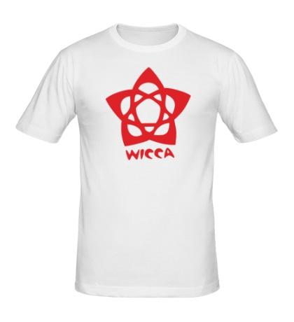 Мужская футболка Wicca