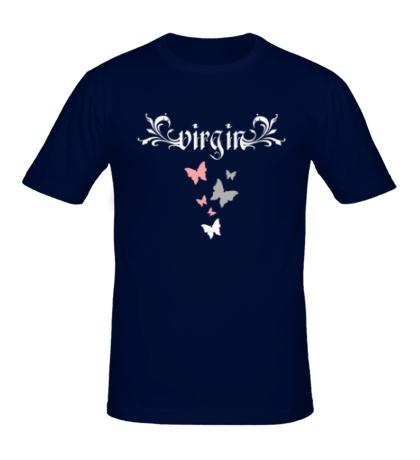 Мужская футболка Virgin
