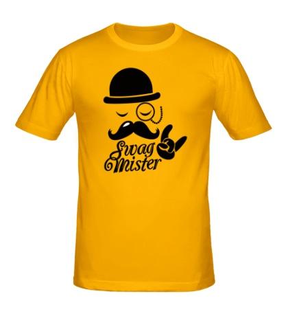 Мужская футболка Swag mister