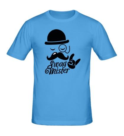 Мужская футболка «Swag mister»