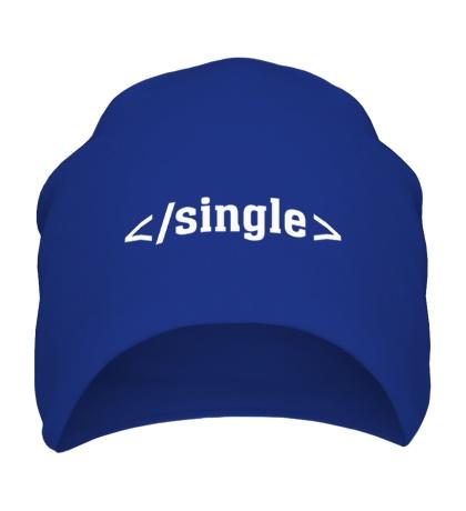 Шапка Single Tag