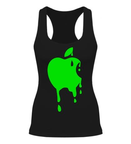 Женская борцовка Кислотное яблоко