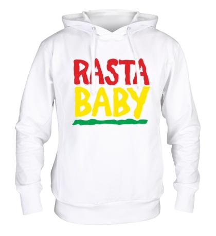 Толстовка с капюшоном Rasta baby