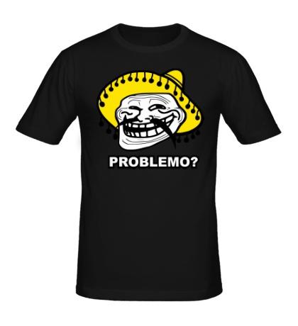 Мужская футболка Problemo