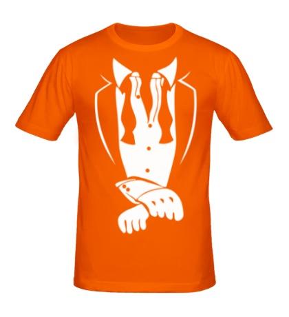 Мужская футболка Gangnam Smoking
