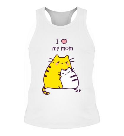 Мужская борцовка I love my mom