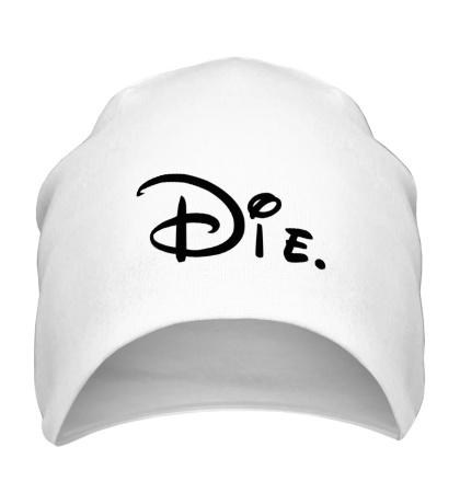 Шапка Disney Die