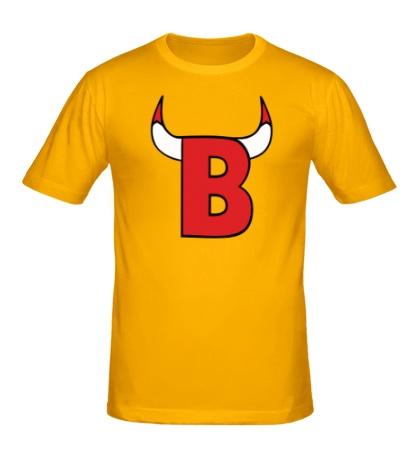Мужская футболка B-Bulls