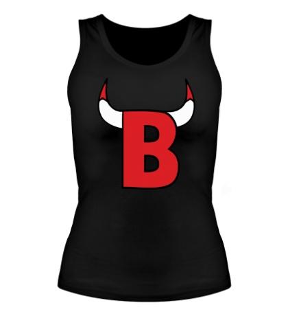 Женская майка B-Bulls