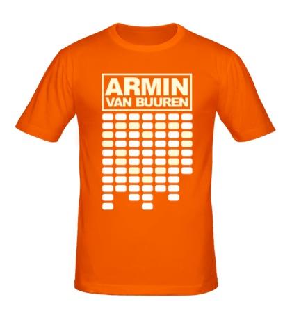 Мужская футболка Armin Equalizer Glow