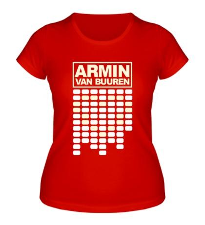 Женская футболка Armin Equalizer Glow