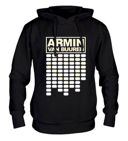 Толстовка с капюшоном Armin Equalizer Glow