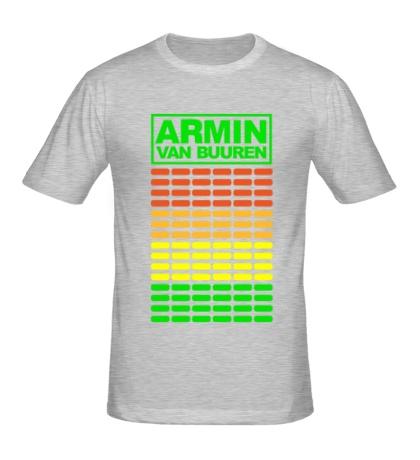Мужская футболка «Armin Equalizer»