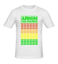 Мужская футболка Armin Equalizer