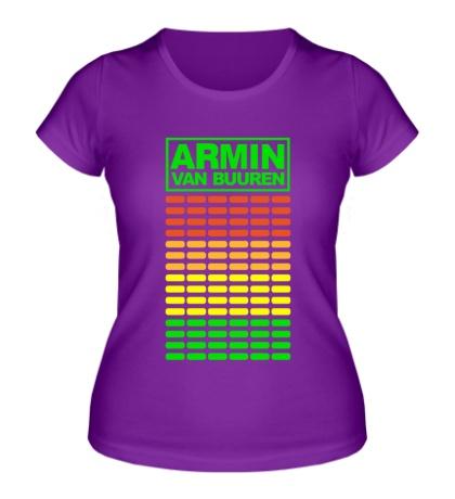 Женская футболка Armin Equalizer