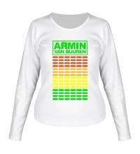 Женский лонгслив Armin Equalizer