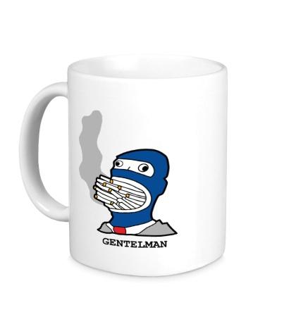 Керамическая кружка Spy Gentlemen