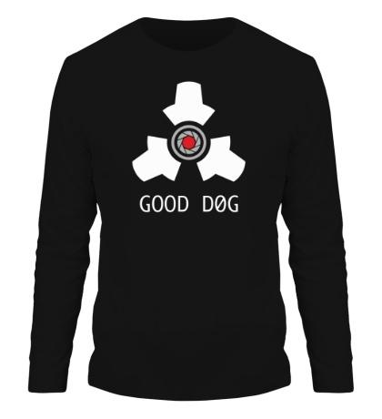 Мужской лонгслив Half-Life 2: Good Dog