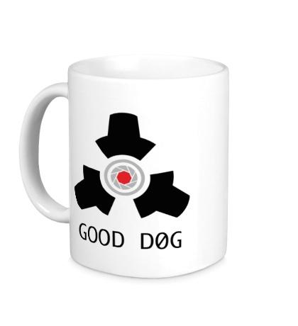 Керамическая кружка Half-Life 2: Good Dog