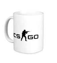 Керамическая кружка CS:GO