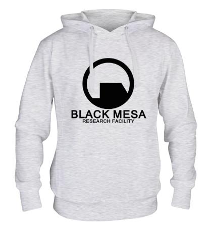 Толстовка с капюшоном Black Mesa