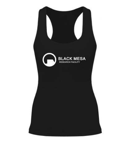 Женская борцовка Half-Life: Black Mesa