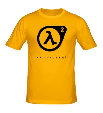 Мужская футболка Half-Life 2