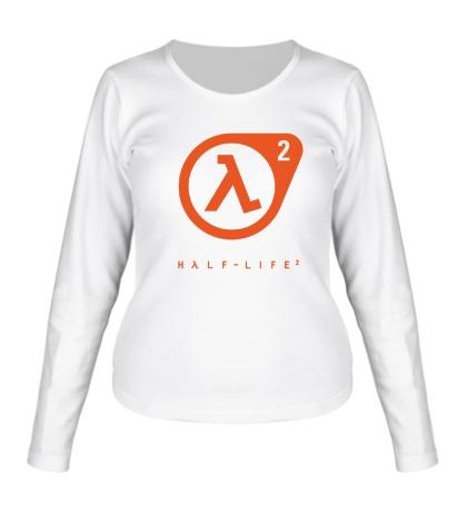 Женский лонгслив Half-Life 2