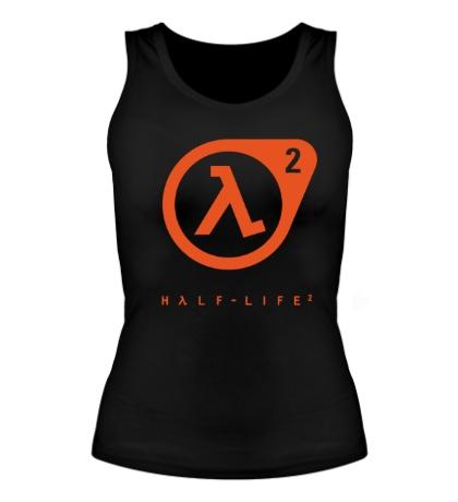 Женская майка Half-Life 2
