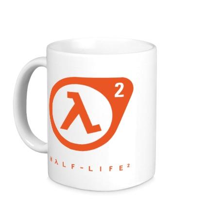 Керамическая кружка Half-Life 2