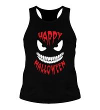 Мужская борцовка Happy halloween