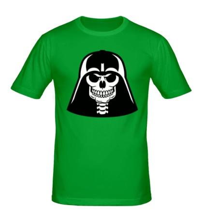Мужская футболка Череп Дарта Вейдера